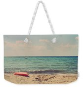 Carefree Weekender Tote Bag by Laurie Search