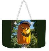 Carefree Scarecrow Weekender Tote Bag