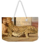 Caresses Weekender Tote Bag