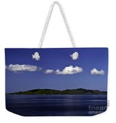 Caribbean Breeze Eleven Weekender Tote Bag