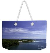Caribbean Breeze Five Weekender Tote Bag