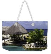 Caribbean Breeze Four Weekender Tote Bag