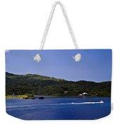 Caribbean Breeze Six Weekender Tote Bag