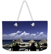 Caribbean Breeze Two Weekender Tote Bag