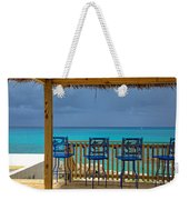 Caribbean View-island Grill Grand Cayman Weekender Tote Bag