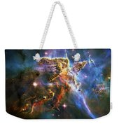Carina Nebula 6 Weekender Tote Bag by Jennifer Rondinelli Reilly - Fine Art Photography