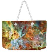 Carina Nebula - Interpretation 1 Weekender Tote Bag