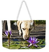 Carla's Dog Weekender Tote Bag