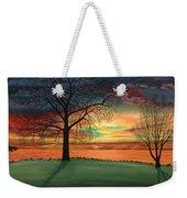 Carla's Sunrise Weekender Tote Bag