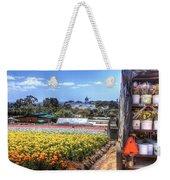 Carlsbad Flower Fields Weekender Tote Bag