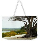 Carmel California Beach Weekender Tote Bag