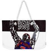 Carmelo Anthony Weekender Tote Bag