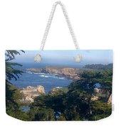 Carmel's Coastline Weekender Tote Bag