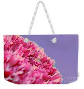 Carnation Weekender Tote Bag
