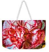 Carnation Watercolor Weekender Tote Bag