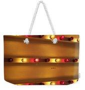 Carnival Lights 1 Weekender Tote Bag