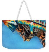 Carnival - Ride - The Thrill Of The Carnival  Weekender Tote Bag
