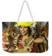 Samba Beauty 2 Weekender Tote Bag