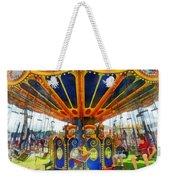 Carnival - Super Swing Ride Weekender Tote Bag