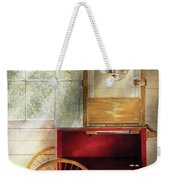 Carnival - The Popcorn Cart Weekender Tote Bag by Mike Savad