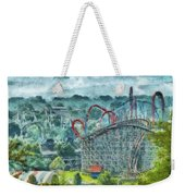 Carnival - The Thrill Ride Weekender Tote Bag