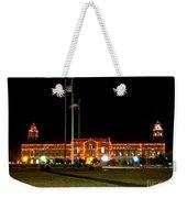 Carol Of Lights And Bell Towers Weekender Tote Bag