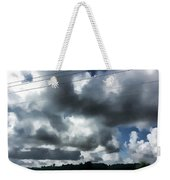 Carolina Clouds Weekender Tote Bag