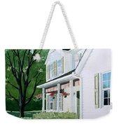 Carols Place Weekender Tote Bag