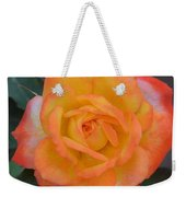 Caroty Splendor - Rose Weekender Tote Bag