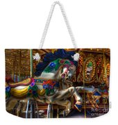 Carousel Beauty Ready To Roll Weekender Tote Bag