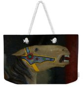Carousel Horse Painterly 2 Weekender Tote Bag