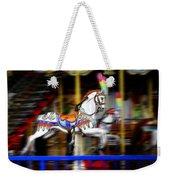 Carousel Horse Weekender Tote Bag