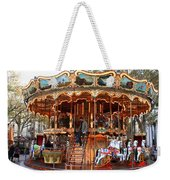 Carousel In Avignon Weekender Tote Bag