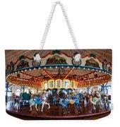Carousel Ride Weekender Tote Bag