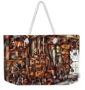 Carpenter - That's A Lot Of Tools  Weekender Tote Bag