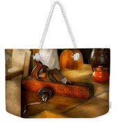 Carpenter - The Humble Shop Plane Weekender Tote Bag