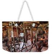 Carpenter - This Old Shop Weekender Tote Bag