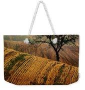 Carpet Fields Of Moravia Weekender Tote Bag
