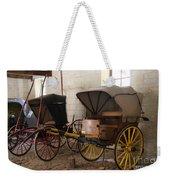 Carriage - Chateau Usse Weekender Tote Bag