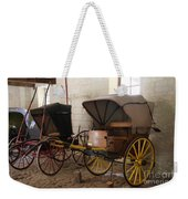 Carriage - Chateau Usse Weekender Tote Bag