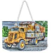 Carrier Weekender Tote Bag