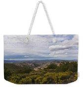 Carrizo Canyon Weekender Tote Bag
