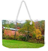 Carrollton Covered Bridge 2 Weekender Tote Bag