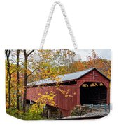 Carrollton Covered Bridge Weekender Tote Bag