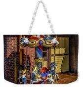 Carrousel Weekender Tote Bag