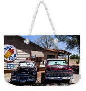 Cars 2 Weekender Tote Bag