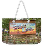 Cars Land Weekender Tote Bag