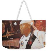 Carter Beauford At Red Rocks Weekender Tote Bag