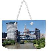 Carter Road Lift Bridge Weekender Tote Bag