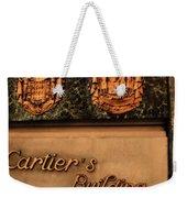 Cartier Jewellery Weekender Tote Bag